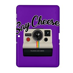 Say Cheese Samsung Galaxy Tab 2 (10.1 ) P5100 Hardshell Case