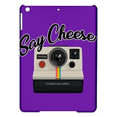 Say Cheese iPad Air Hardshell Cases