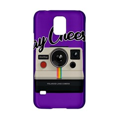 Say Cheese Samsung Galaxy S5 Hardshell Case