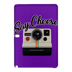 Say Cheese Samsung Galaxy Tab Pro 10.1 Hardshell Case