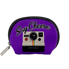 Say Cheese Accessory Pouches (Small)