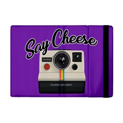 Say Cheese Ipad Mini 2 Flip Cases by Valentinaart