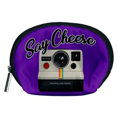 Say Cheese Accessory Pouches (Medium)