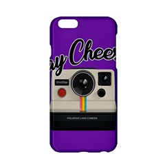 Say Cheese Apple iPhone 6/6S Hardshell Case