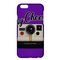 Say Cheese Apple iPhone 6 Plus/6S Plus Hardshell Case