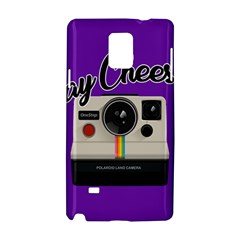 Say Cheese Samsung Galaxy Note 4 Hardshell Case