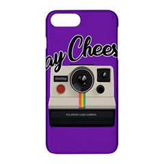 Say Cheese Apple iPhone 7 Plus Hardshell Case