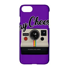Say Cheese Apple iPhone 7 Hardshell Case