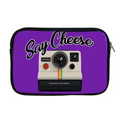Say Cheese Apple MacBook Pro 17  Zipper Case