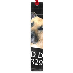 Bed Dog Large Book Marks by Valentinaart