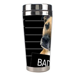 Bed Dog Stainless Steel Travel Tumblers by Valentinaart