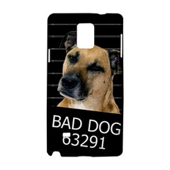Bed Dog Samsung Galaxy Note 4 Hardshell Case by Valentinaart