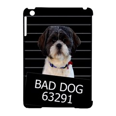 Bad Dog Apple Ipad Mini Hardshell Case (compatible With Smart Cover)