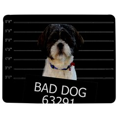 Bad Dog Jigsaw Puzzle Photo Stand (rectangular) by Valentinaart
