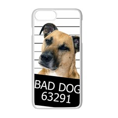Bad Dog Apple Iphone 7 Plus White Seamless Case