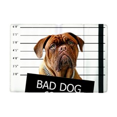 Bad Dog Apple Ipad Mini Flip Case by Valentinaart