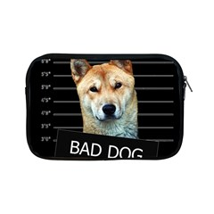Bad Dog Apple Ipad Mini Zipper Cases by Valentinaart