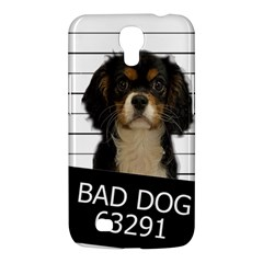 Bad Dog Samsung Galaxy Mega 6 3  I9200 Hardshell Case
