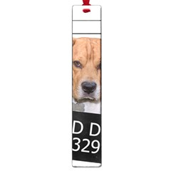 Bad Dog Large Book Marks