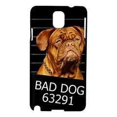 Bad Dog Samsung Galaxy Note 3 N9005 Hardshell Case