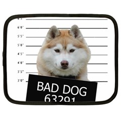 Bad Dog Netbook Case (xl)