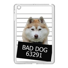 Bad Dog Apple Ipad Mini Case (white)