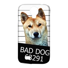 Bad Dog Samsung Galaxy S4 Classic Hardshell Case (pc+silicone)