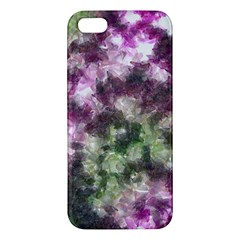 Purple Green Paint Texture    Samsung Galaxy Note 3 Leather Folio Case by LalyLauraFLM