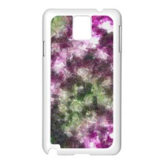 Purple Green Paint Texture    Apple Iphone 5c Seamless Case (white) by LalyLauraFLM