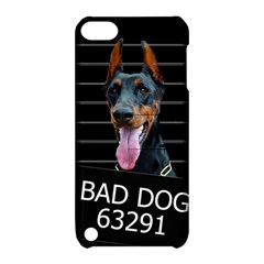 Bad Dog Apple Ipod Touch 5 Hardshell Case With Stand