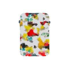 Colorful Paint Stokes     Apple Ipad 2/3/4 Zipper Case by LalyLauraFLM