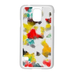 Colorful Paint Stokes     Motorola Moto G (1st Generation) Hardshell Case by LalyLauraFLM