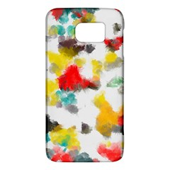 Colorful Paint Stokes     Htc One M9 Hardshell Case by LalyLauraFLM