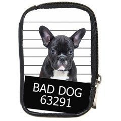 Bad Dog Compact Camera Cases by Valentinaart