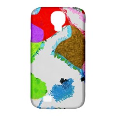 Painted Shapes      Samsung Galaxy Tab 3 (10 1 ) P5200 Hardshell Case by LalyLauraFLM