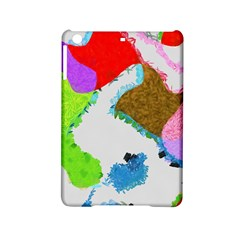 Painted Shapes      Apple Ipad Air Hardshell Case by LalyLauraFLM