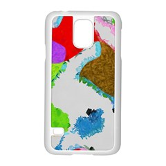 Painted Shapes      Motorola Moto G (1st Generation) Hardshell Case by LalyLauraFLM