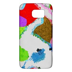 Painted Shapes      Htc One M9 Hardshell Case by LalyLauraFLM