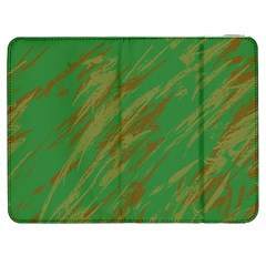 Brown Green Texture       Htc One M7 Hardshell Case by LalyLauraFLM