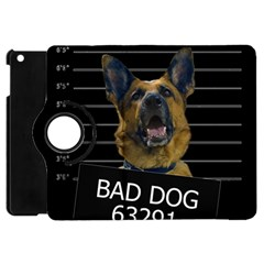 Bad Dog Apple Ipad Mini Flip 360 Case