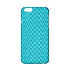 Blue Waves Pattern  Apple Iphone 6/6s Hardshell Case