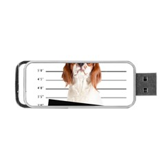 Bad Dog Portable Usb Flash (two Sides) by Valentinaart