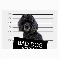 Bad Dog Large Glasses Cloth (2 Side)