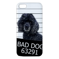 Bad Dog Apple Iphone 5 Premium Hardshell Case
