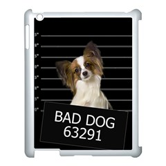 Bad Dog Apple Ipad 3/4 Case (white)