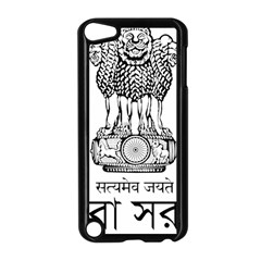Seal Of Indian State Of Tripura Apple Ipod Touch 5 Case (black) by abbeyz71
