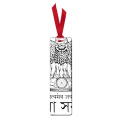 Seal Of Indian State Of Tripura Small Book Marks