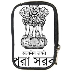 Seal Of Indian State Of Tripura Compact Camera Cases by abbeyz71