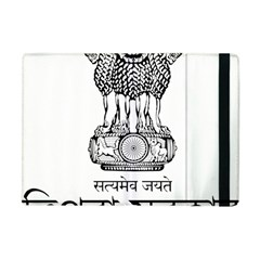 Seal Of Indian State Of Tripura Apple Ipad Mini Flip Case by abbeyz71