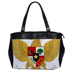 National Emblem Of Indonesia  Office Handbags by abbeyz71